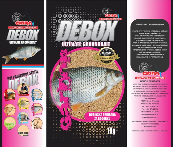web shop DEBOX GARDON - 7353 1