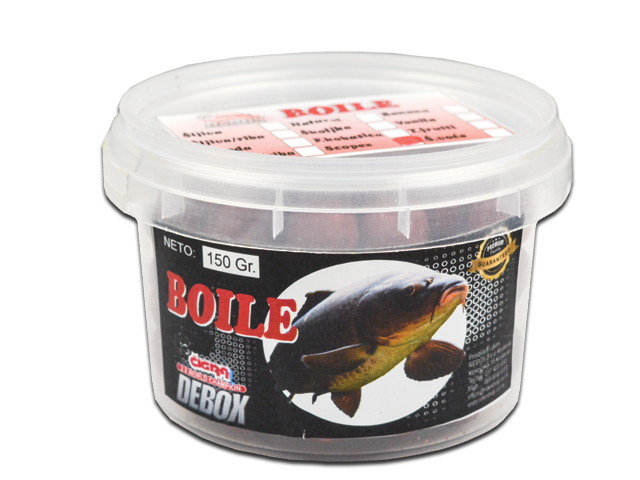 web shop BOILIE MIX BANANA 150 gr 1
